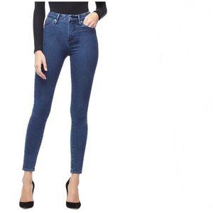 {Good American} High Waist Skinny Jean Size 16 NWT
